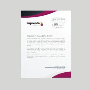 Imprimir Productos de Oficina