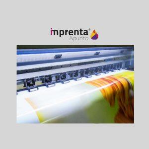 Vinilo impreso laminado
